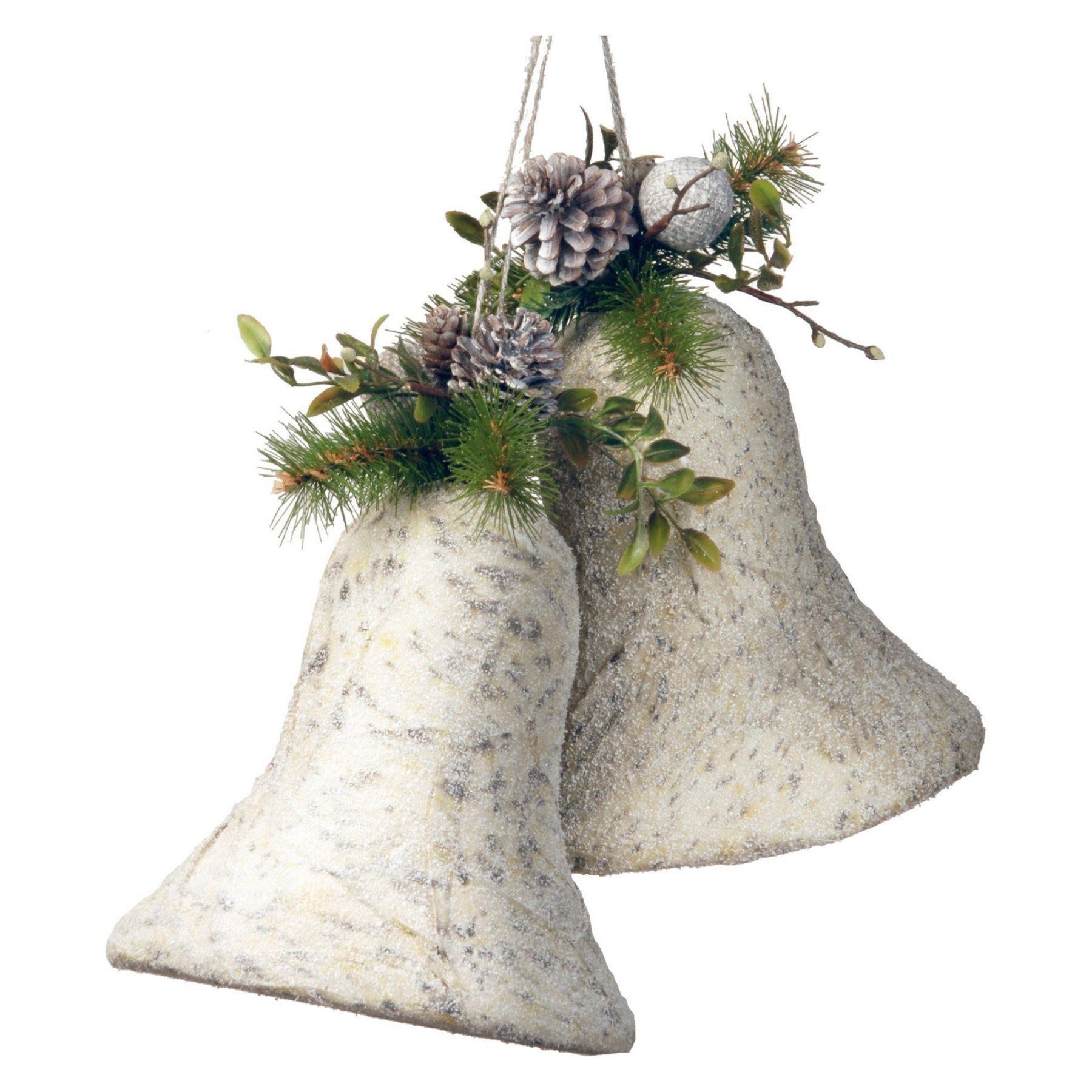 National Tree Company Christmas Bells - Set of 2 - RAC-D060379A ...
