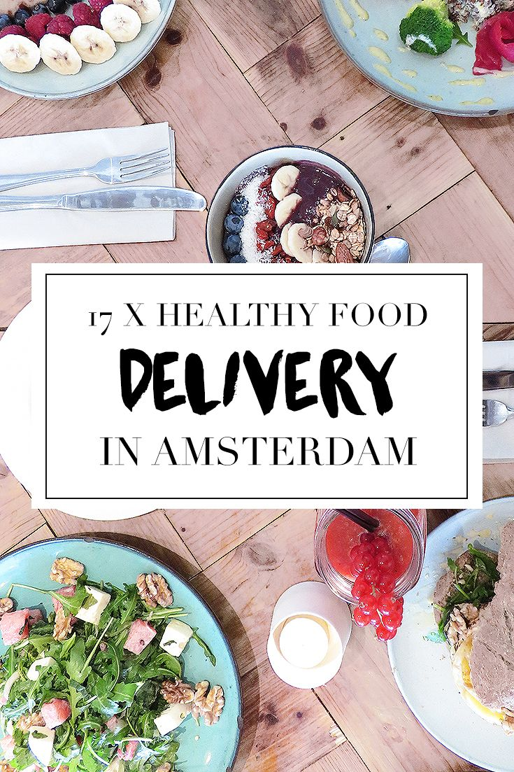Can i buy healthy food online - Want To Order Healthy Food Online In Amsterdam On Travel Blog Http