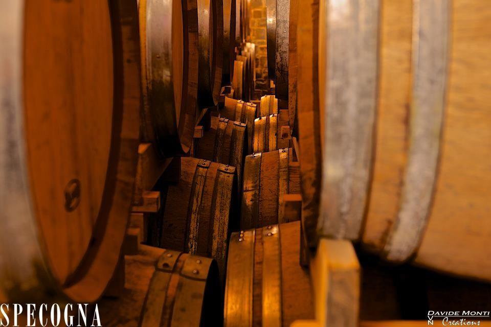 Barrels...