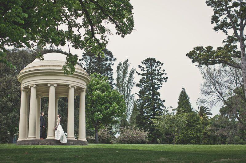 Fitzroy Gardens Wedding (Source: Duuet Wedding Photography)