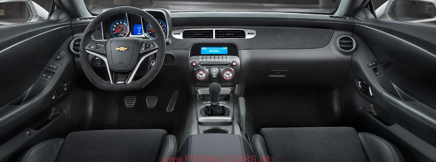 Nice Chevrolet Camaro Interior 2014 Car Images Hd 2015 Camaro Z28 Track Car  Chevrolet