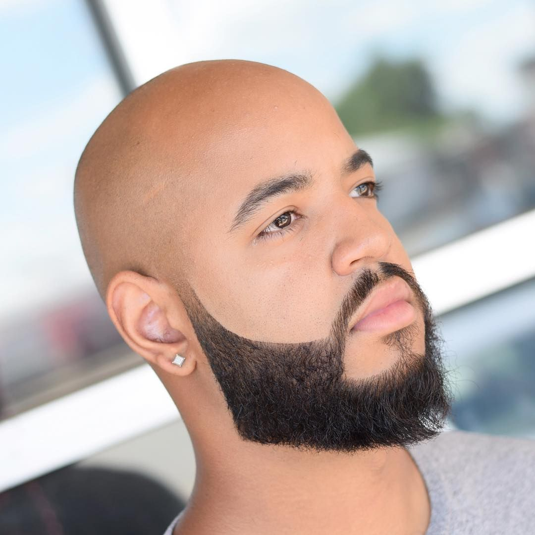 Hollywoodian beard styles for black men | charismatic ...
