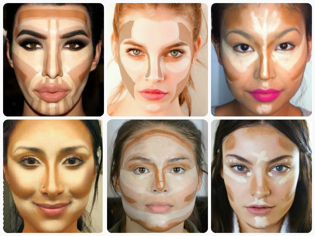 Howto Contour Your Face In 7 Easy Steps With Motives Cosmetics  Loren's  World