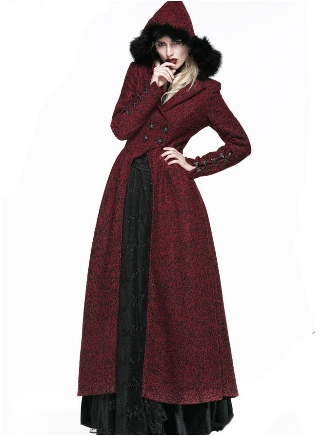 Gothique Manteau Vestes À 2018 Discobole La – Femme Mode pqqzCxw7