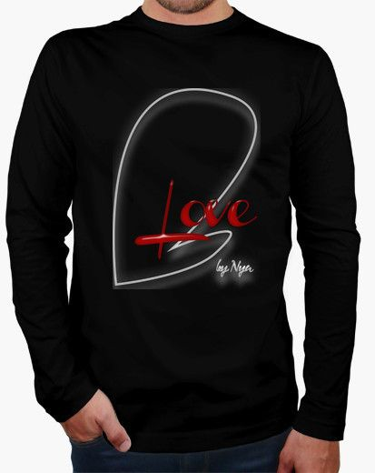 T-shirt LOVE NEON 1