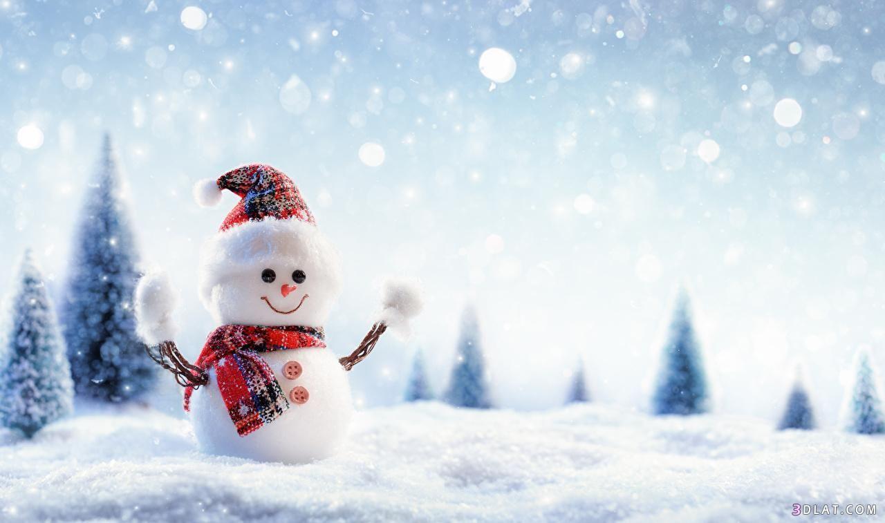 صور عن الثلج 2019 صور ثلوج خلفيات ثلج 2019 اجمل صور ثلوج2019 Snowman Wallpaper Winter Wallpaper Christmas Wallpaper