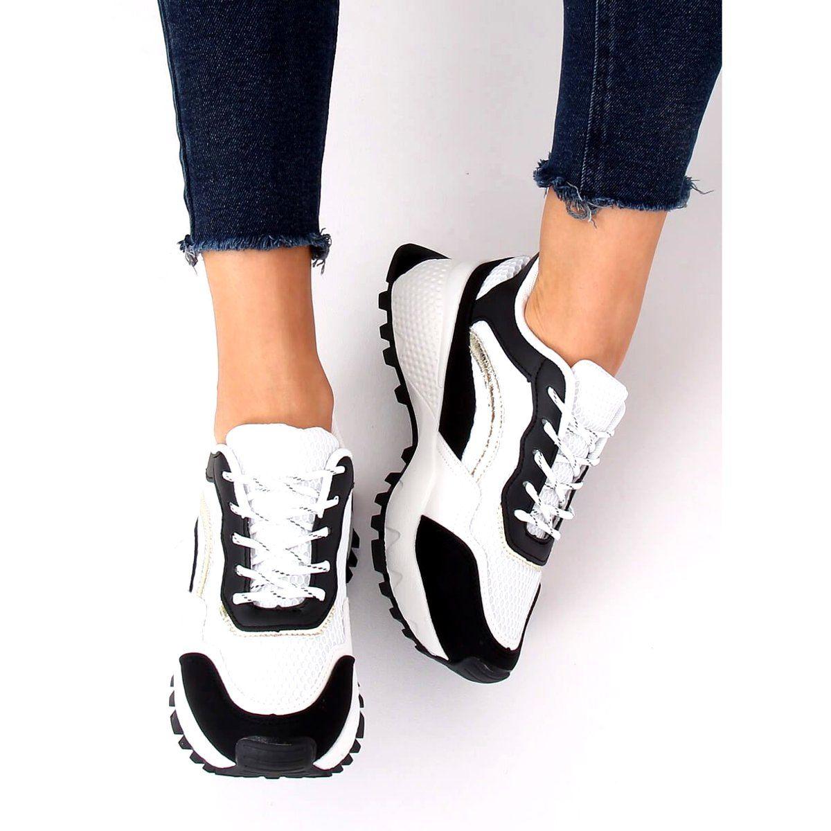 Buty Sportowe Bialo Czarne La87p Black Biale Air Max Sneakers Nike Air Max Sneakers Nike