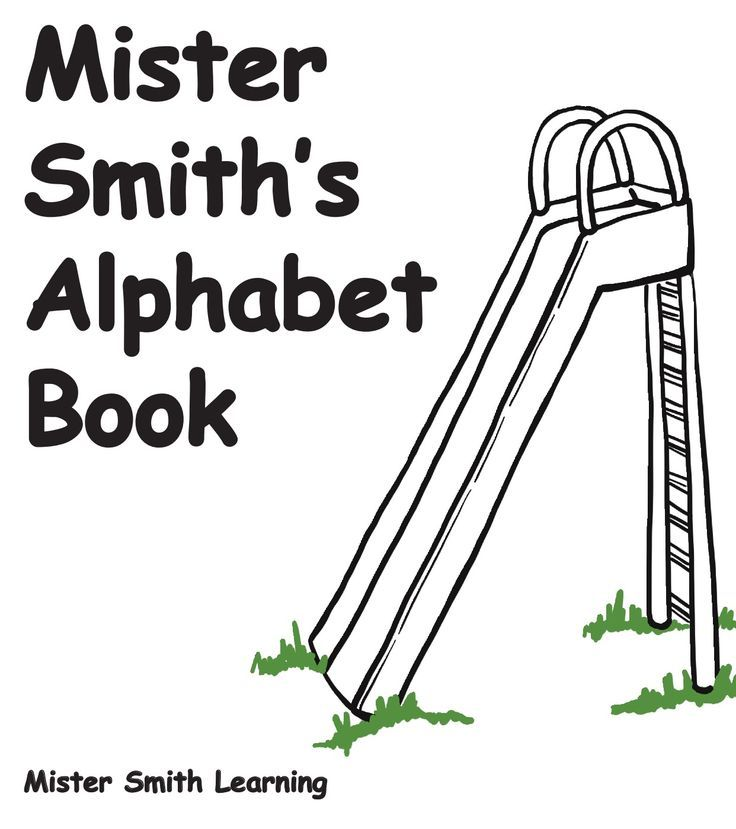 Mister Smith's Alphabet Book (Physical Product; Free