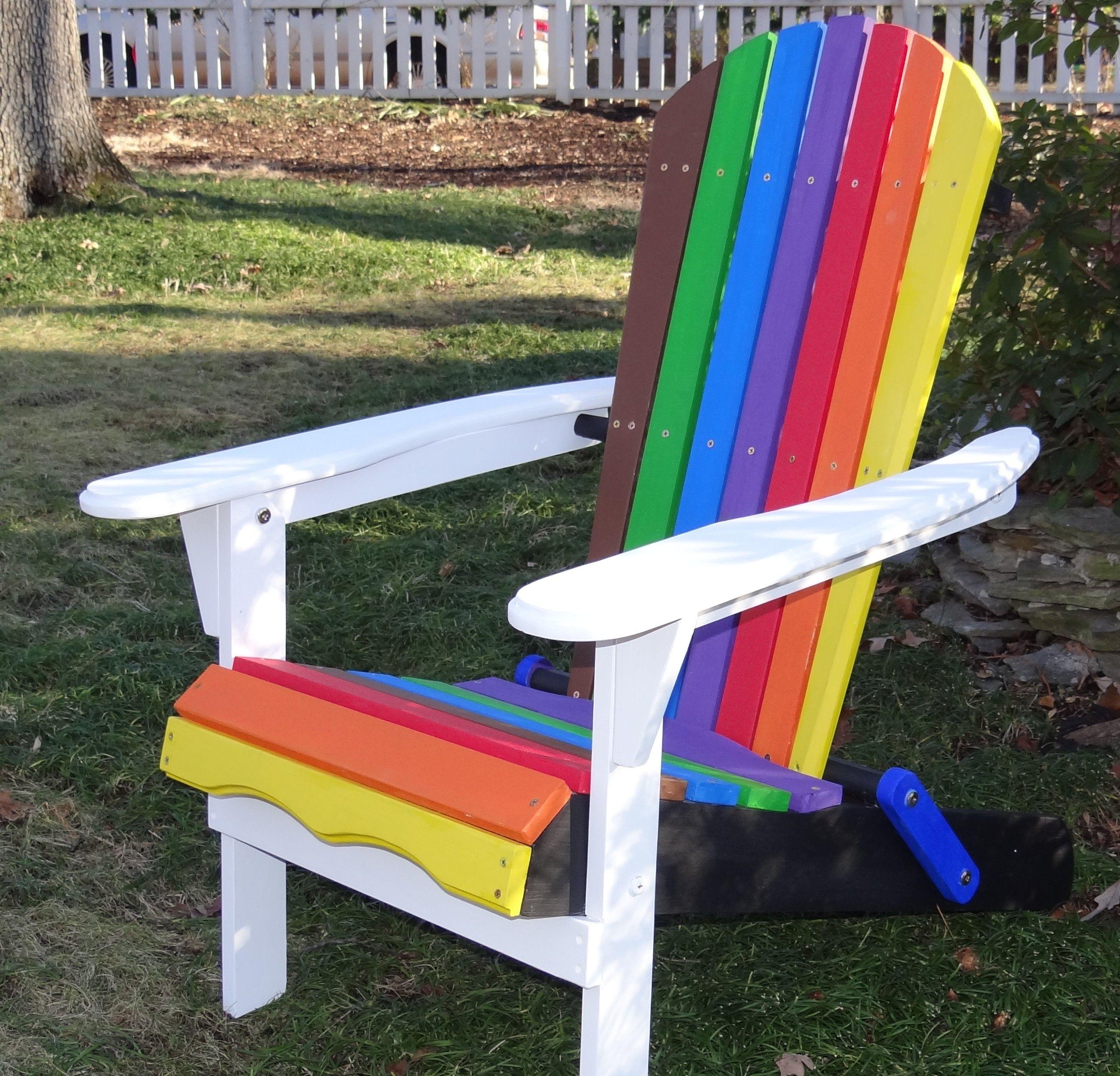 Adirondack chair painting - Hand Painted Adirondack Chairs Google Search