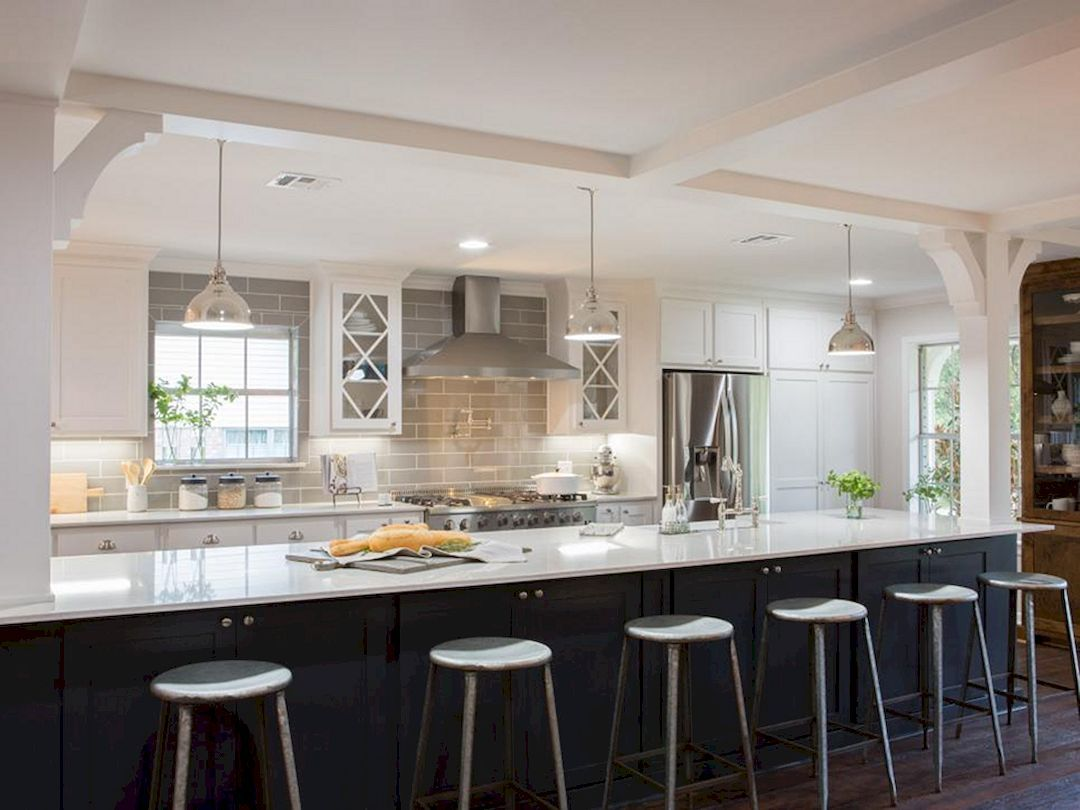 Top 42 Kitchen Design Inspirations From Joanna Gaines Gorgeous