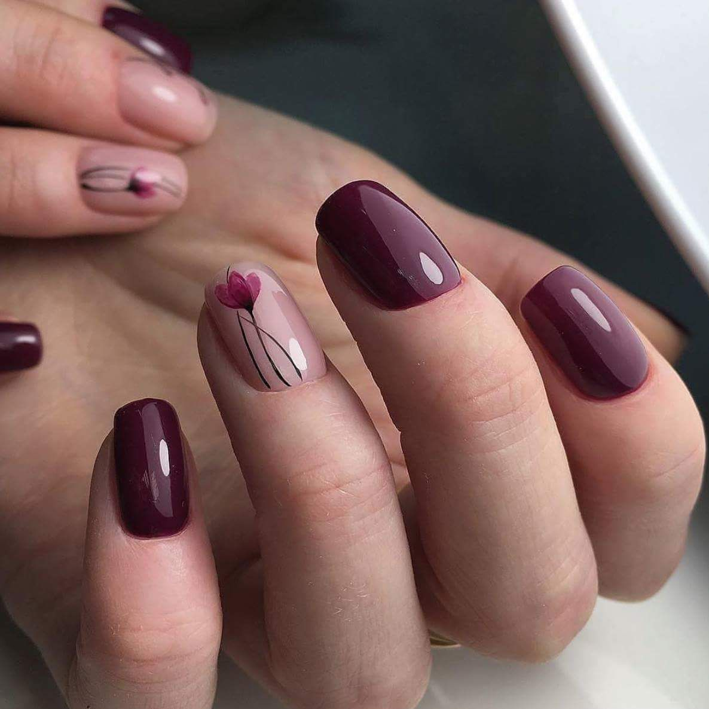 Anel soberanes nails ll pinterest manicure natural nails and