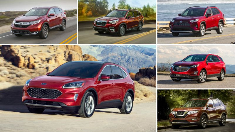 2020 Ford Escape Specs Compared With Compact Crossovers Ford