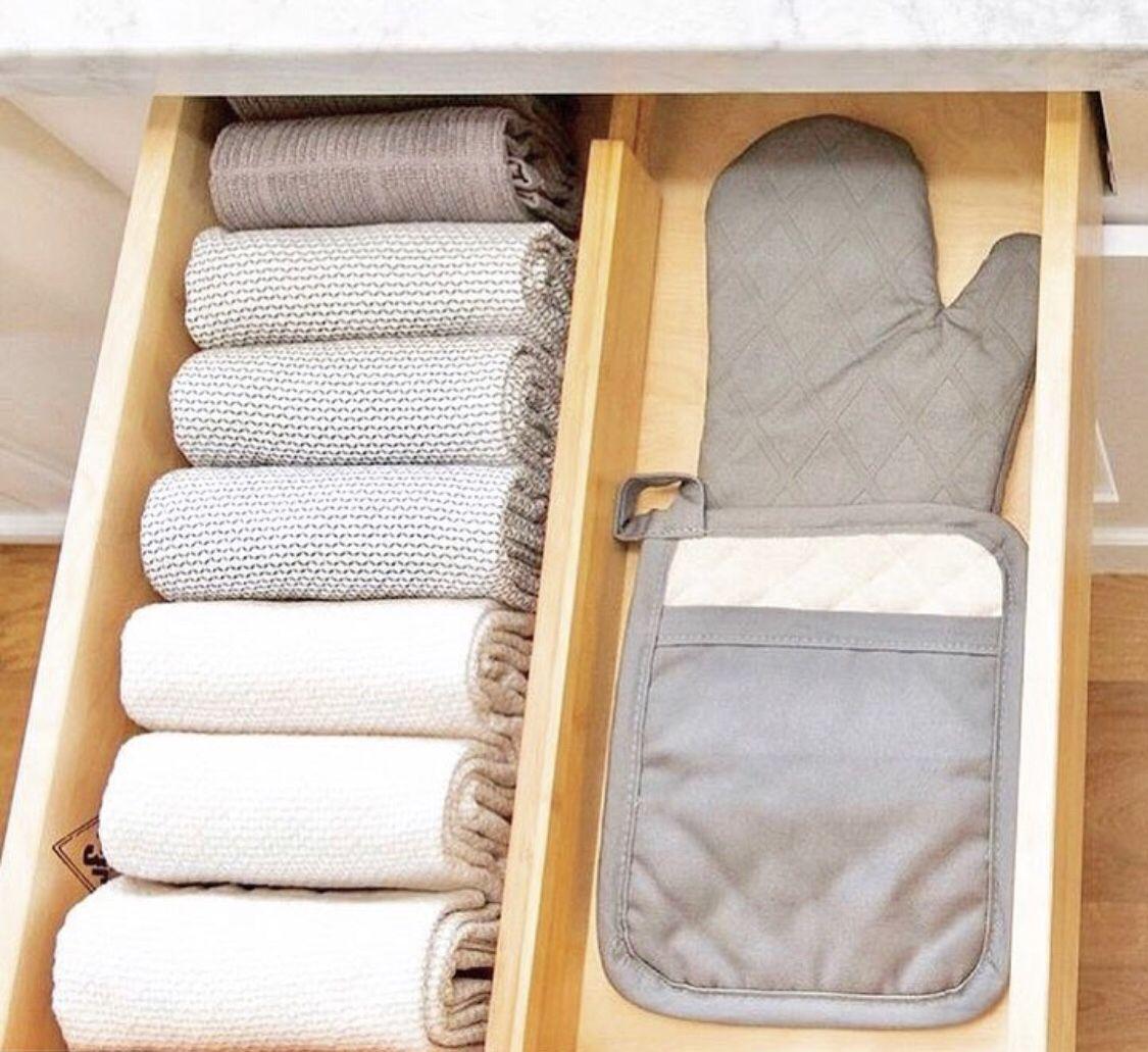 I Need This Drawer Set Up Beautifully Showcase Your Kitchen