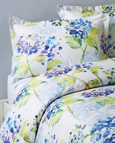 Watercolor Floral Duvet Cover And Sham Floral Duvet Cover Duvet