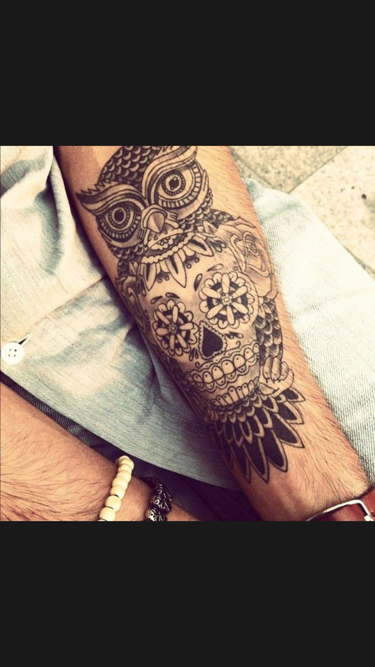 Bientot Tatoo Tatuaje Buho Tatuajes Et Buhos Tatoo