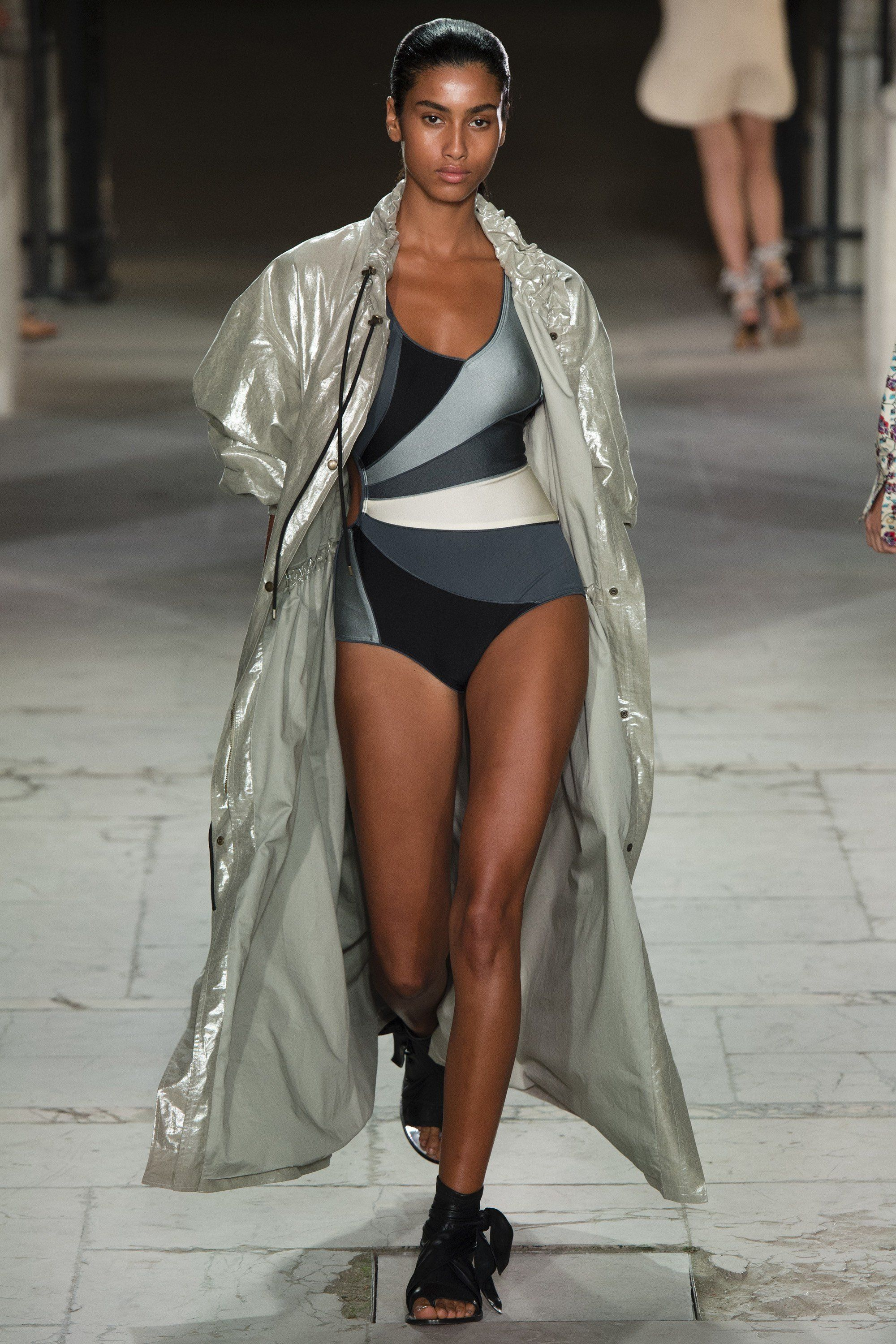 the 11 runway trends of spring 2017 isabel marant swimming and