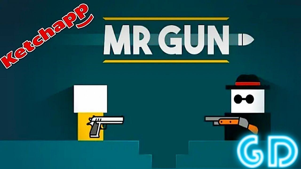 Mr Gun Gameplay Android & iOS   Best Android & iOS Games