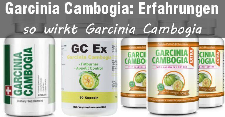 Garcinia Cambogia schnelle Diät