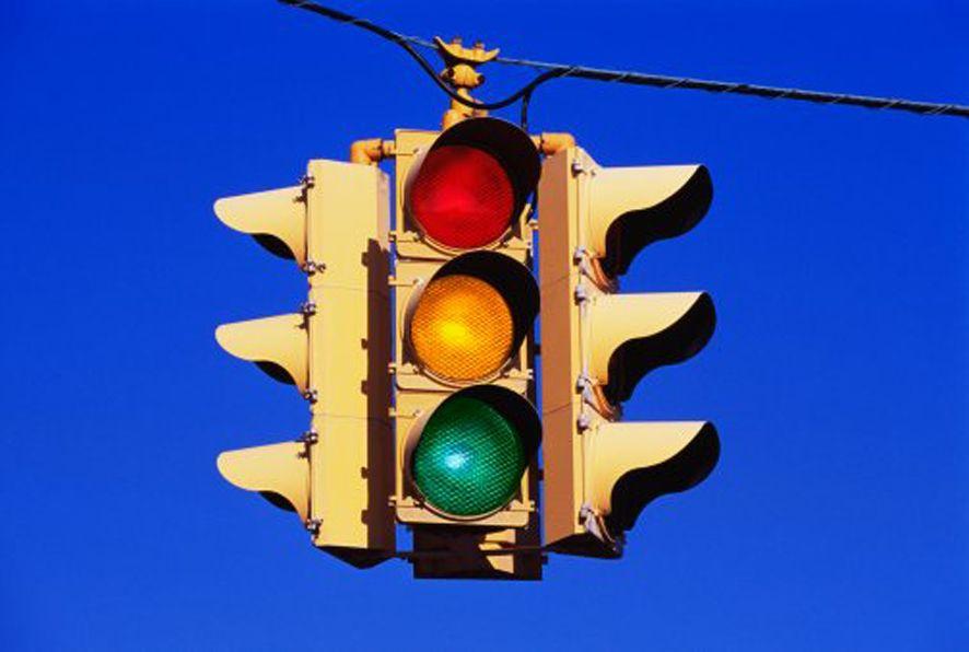 Traffic light invention