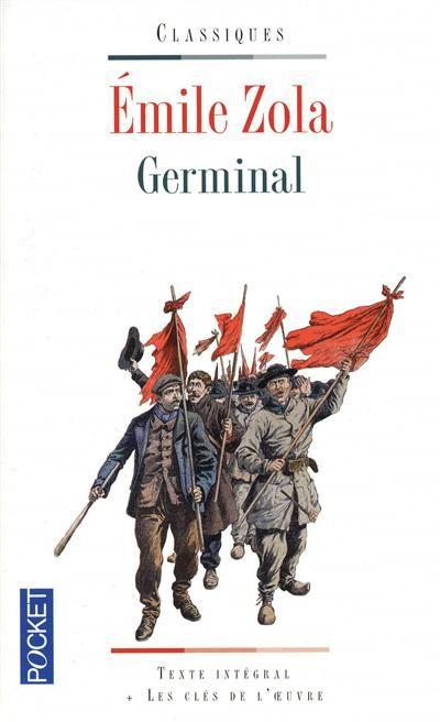 germinal Émile zola encre noire pinterest literature and books