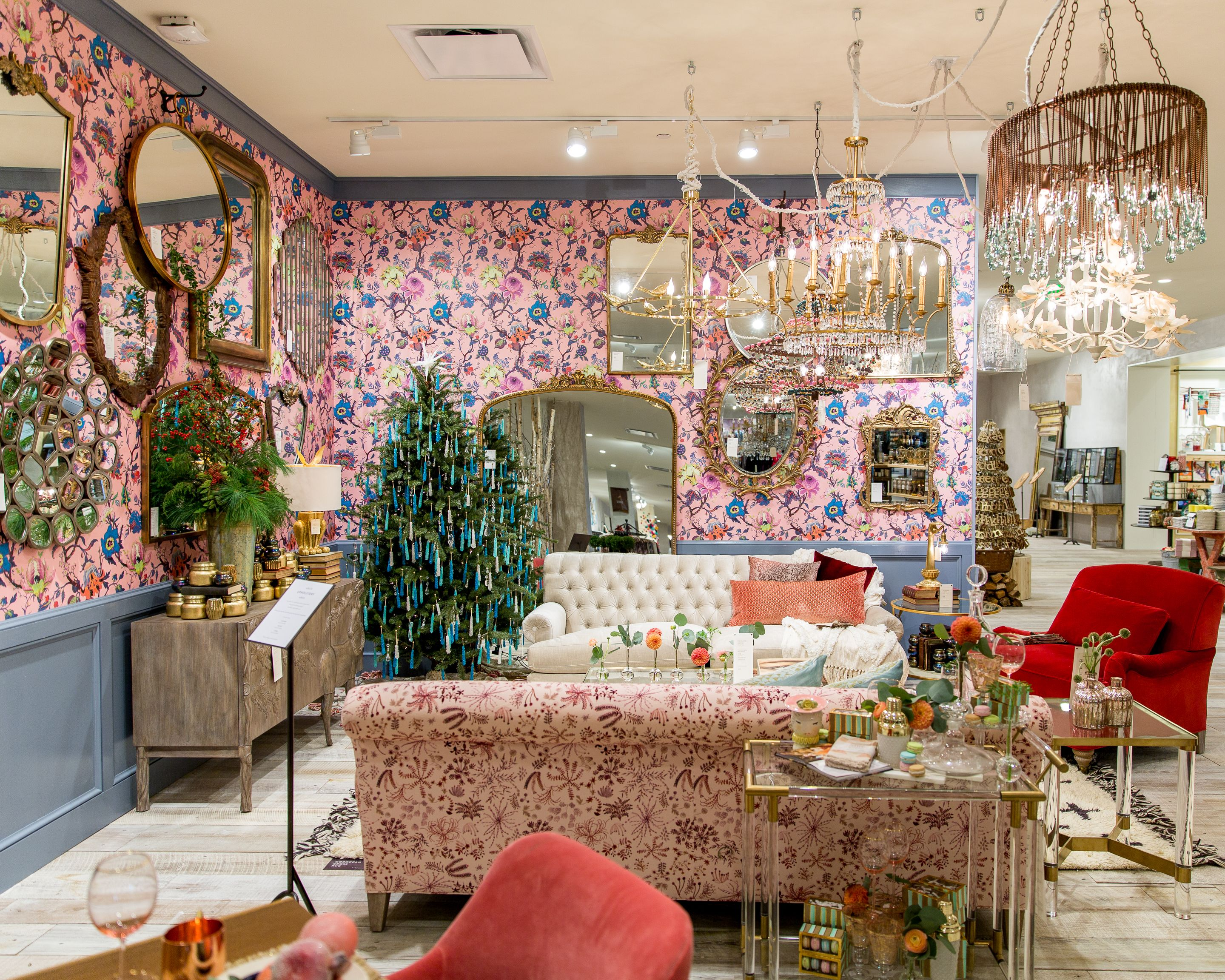 New King of Prussia Store Anthropologie Displays Pinterest