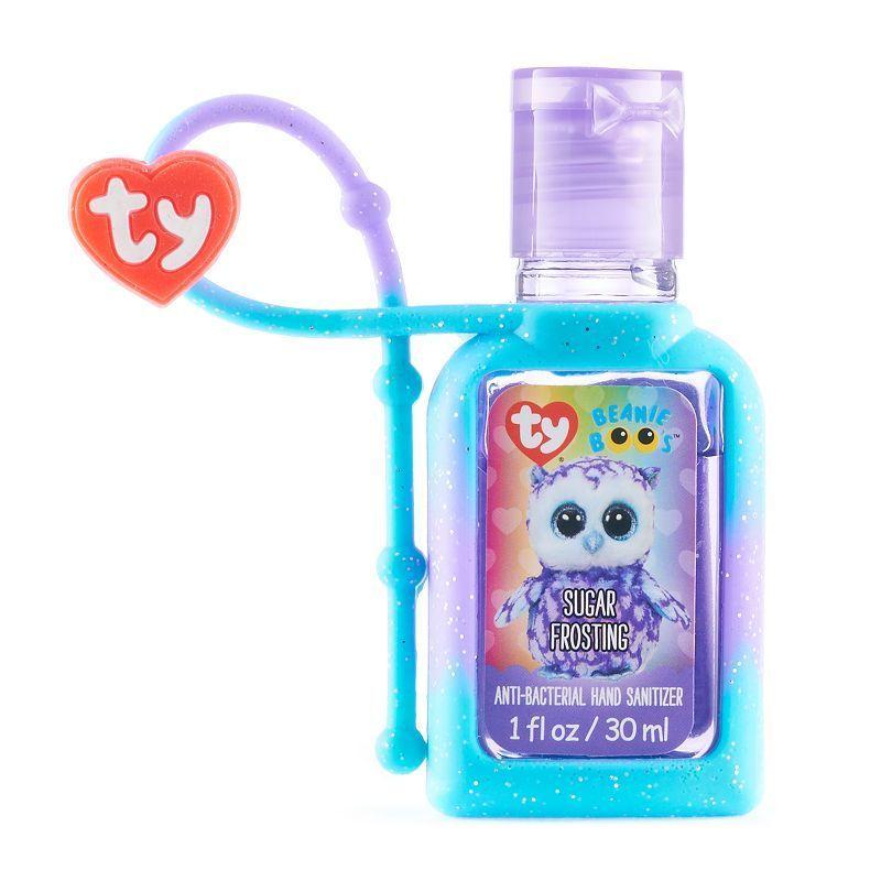 Beanie Boos Antibacterial Hand Sanitizer Hand Sanitizer Beanie