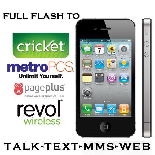 flash iphone 4 sprint to verizon