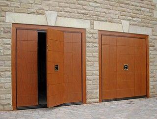 single car garage doors. Image Result For Single Car Garage Pedestrian Doors