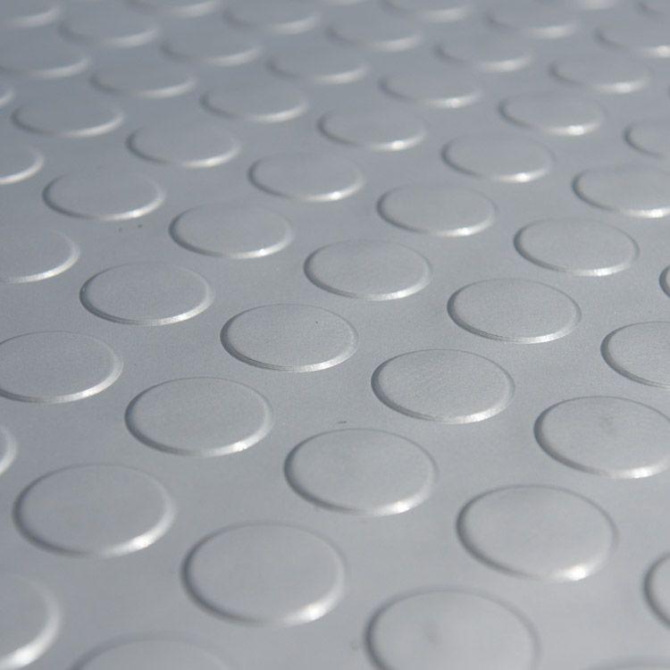 Quot Coin Grip Metallic Quot Rolled Pvc Flooring Workshop