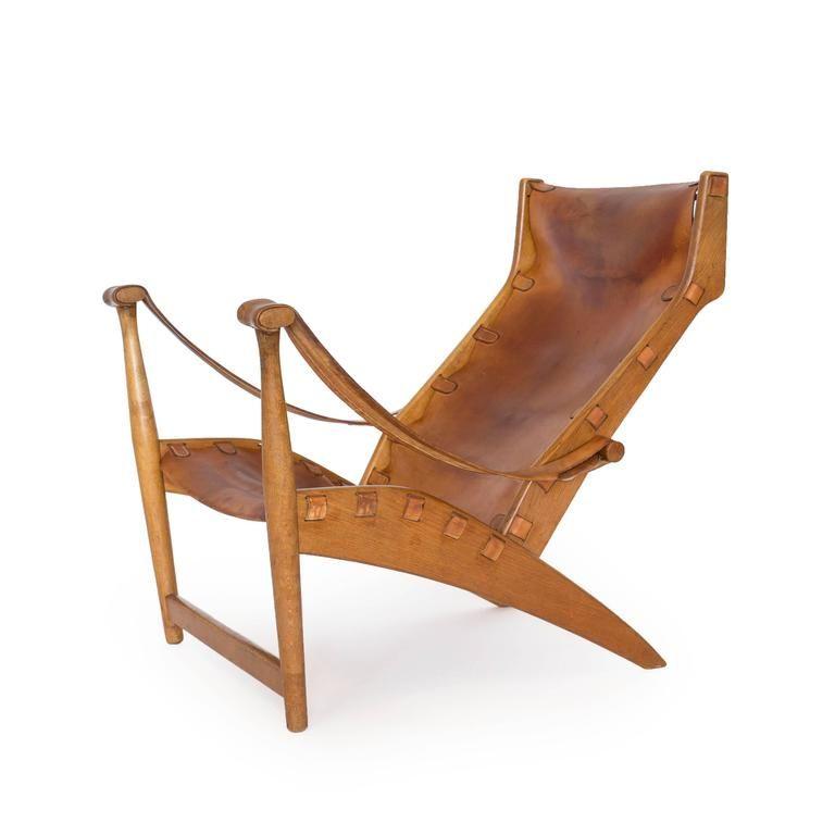 Mogens Voltelen // Niels Vodder // Copenhagen Chair, 1936