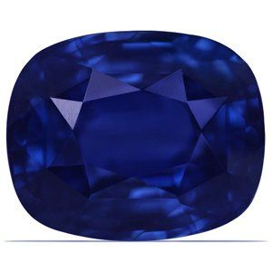 9.27 Carat Untreated Loose Blue Sapphire Cushion Cut | Your #1 Source for Jewelry and Accessories