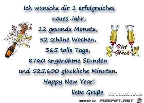 Pin von Marga Whigham auf Happy New Year / Good Luck | Pinterest ...