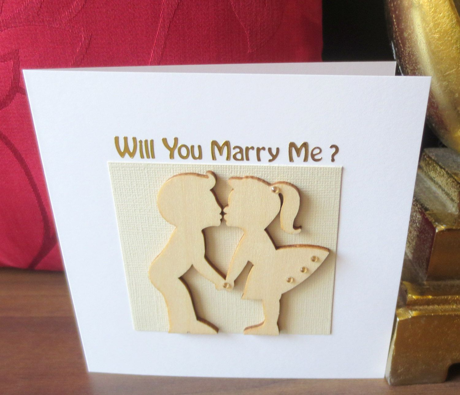 Engagement card proposal card will you marry me card marry me engagement card proposal card will you marry me card marry me card marriage proposal wife to be love card couple cards proposal kristyandbryce Choice Image