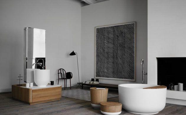 Die 10 angesagtesten Badezimmer Trends 2017 - das Badezimmer - neue badezimmer trends