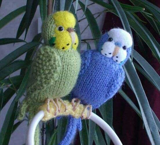 Crochet bird | stickat | Pinterest | Häkeln, Vogel und Stricken und ...
