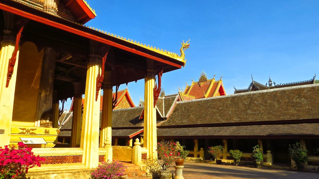 De Vuelta al Mundo: Vientiane 2, más de estos Laos