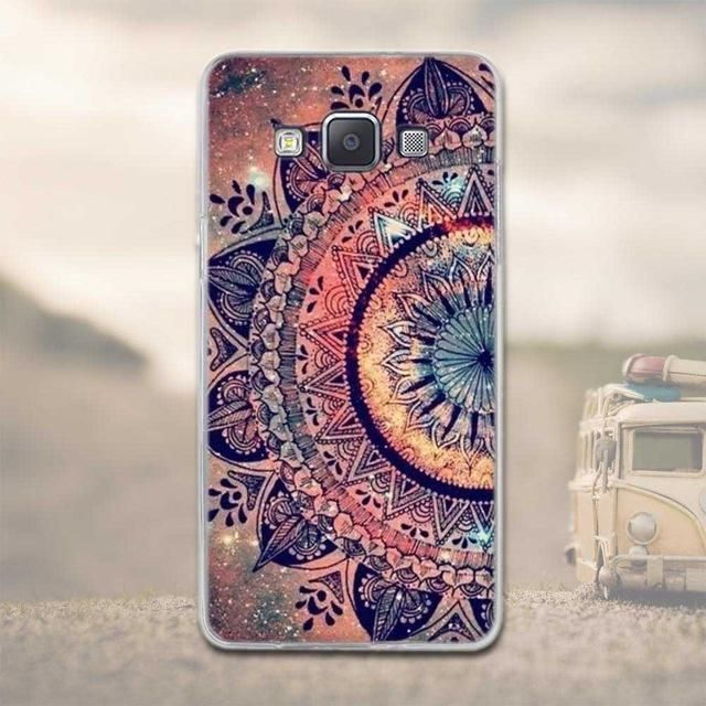 Soft Silicone Cases Mandala Wallpaper Mandala Iphone Wallpaper