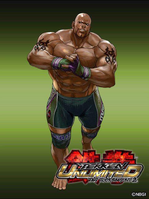 Craig Marduk Tekken Tag Tournament 2 Venon Herois