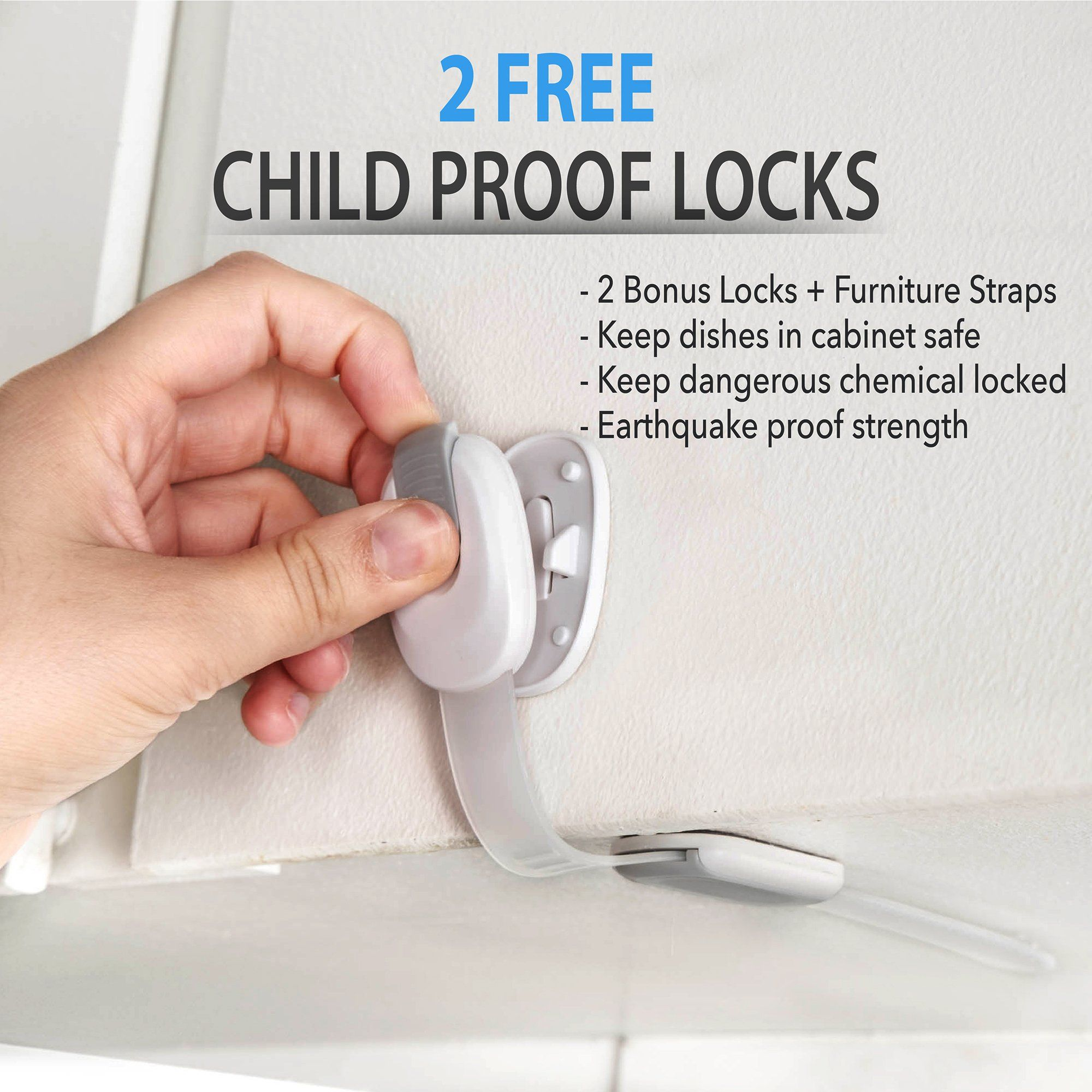 Furniture Anchors Straps Baby Proofing A Tv Anti Tip Strap Kit A 8 Pack A Keep Children Safe From Falling A A Furniture Anchors Baby Proofing Kids Safe