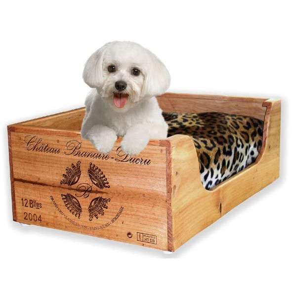 Dog bed for small breed