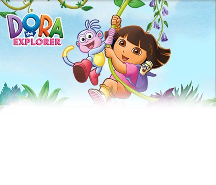 Lujoso Plantilla De Invitación Dora Galería - Colección De ...