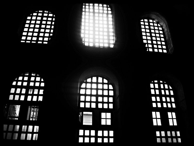 windows and light