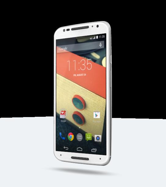 Motorola Moto X (2nd Gen) Smartphone - Specification - Motorola USA