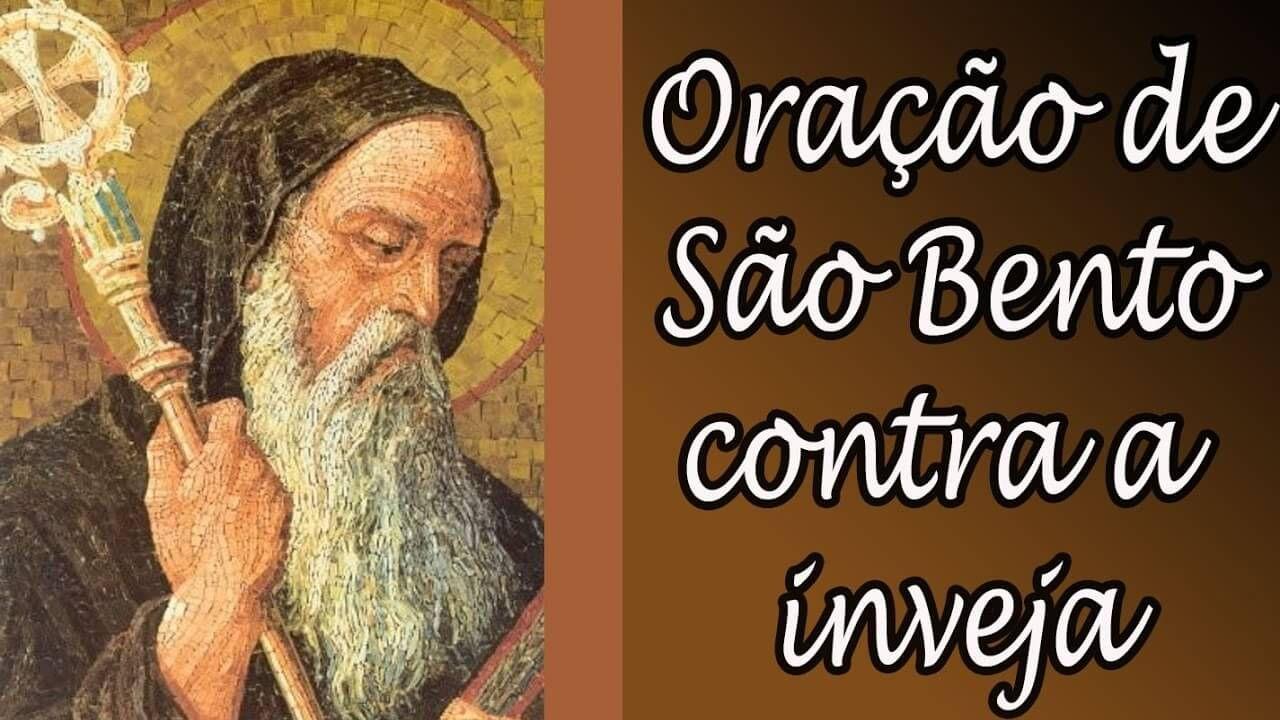 Oracao De Sao Bento Oracao Milagrosa E Santificadora Oracao