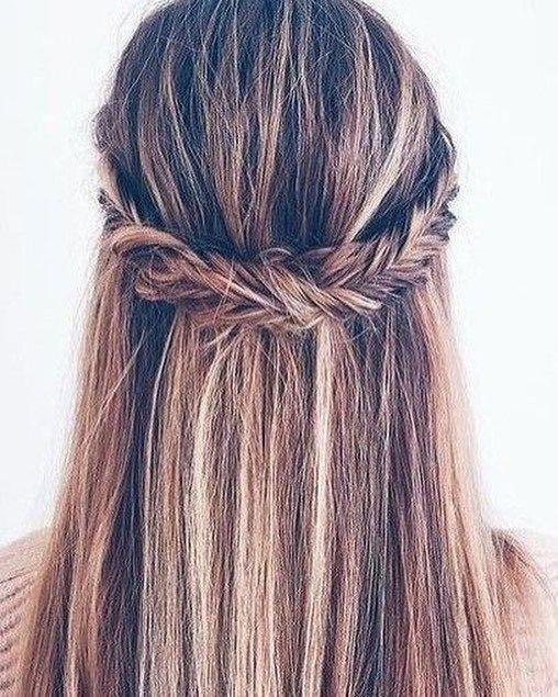 Half up half down hairstyle , braids half up #halfuphalfdown #hairstyles