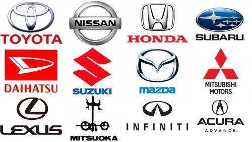 車 エンブレム一覧 日本車 外車のマーク ロゴ 完全網羅 Moby モビー 車 外車 ロゴ 車
