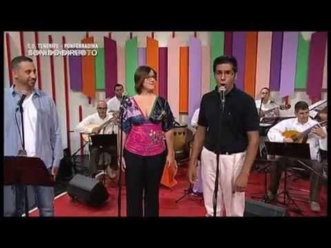 Seguidillas y Saltonas. Voces Canarias: Jose Manuel Hdez, Lydia Esther M...