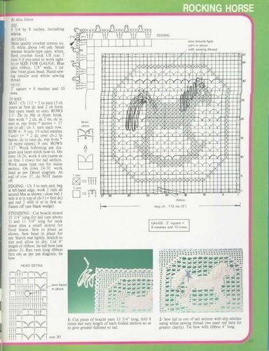 rosone con cavallino (spiegazioni)