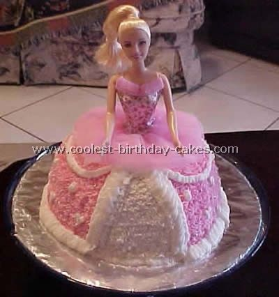 Coolest Barbie Doll Cake Photos and Tips Cake Cake photos and