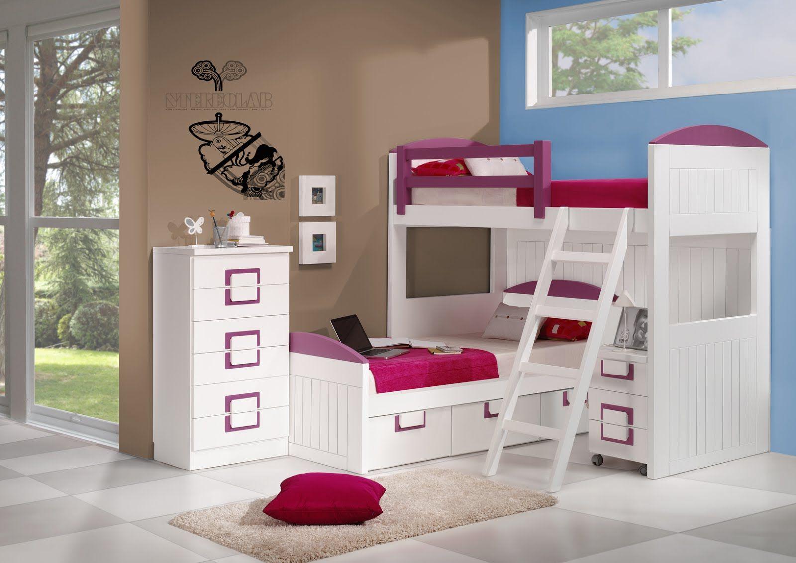 Dormitorios Juveniles Habitaciones Infantiles Y Mueble Juvenil  # Giessegi Muebles Infantil